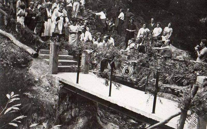 Miazzina_Inaugurazione-ponte-x-Rugno--1961