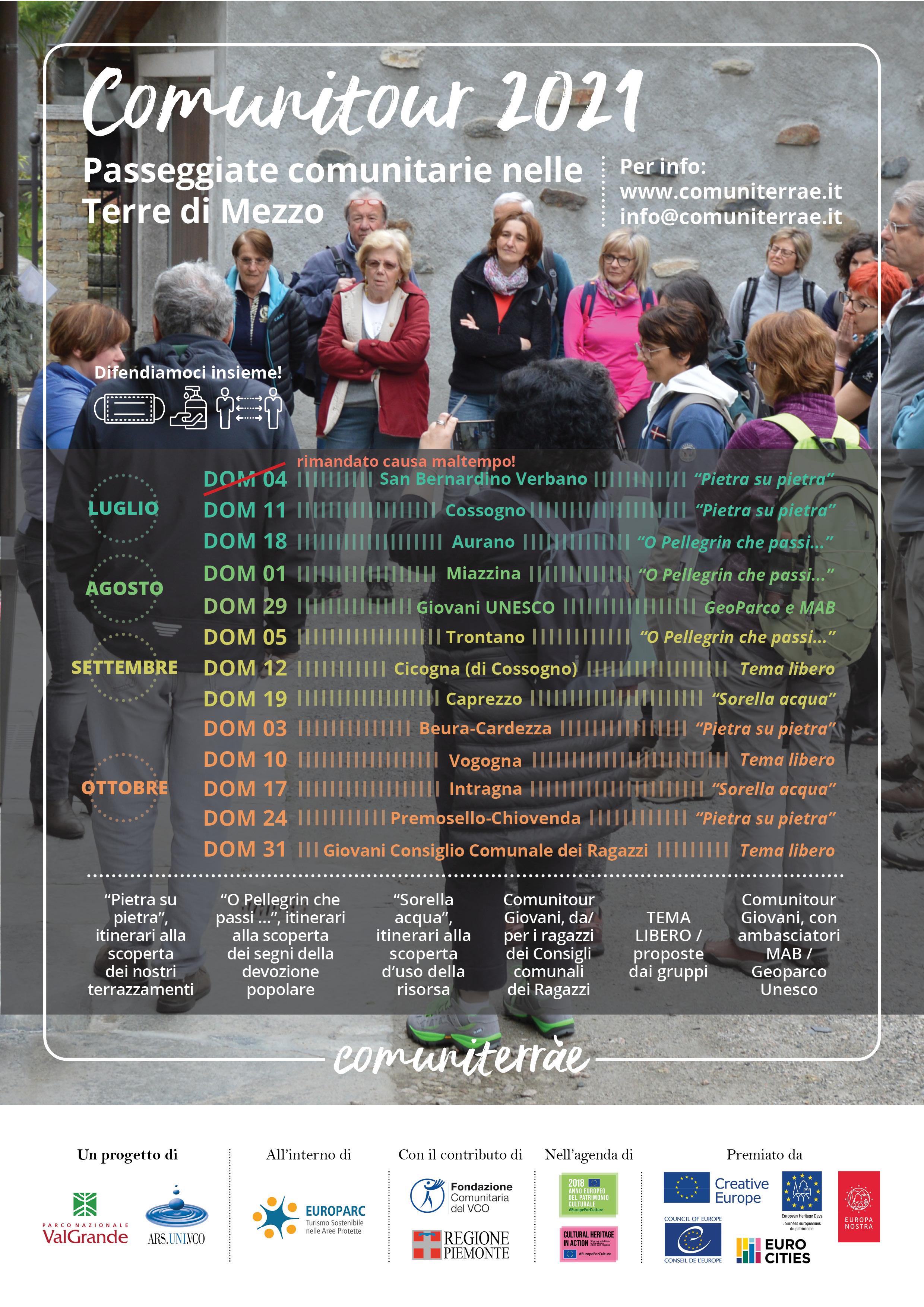 Locandina Comunitour 2021_aggiornata