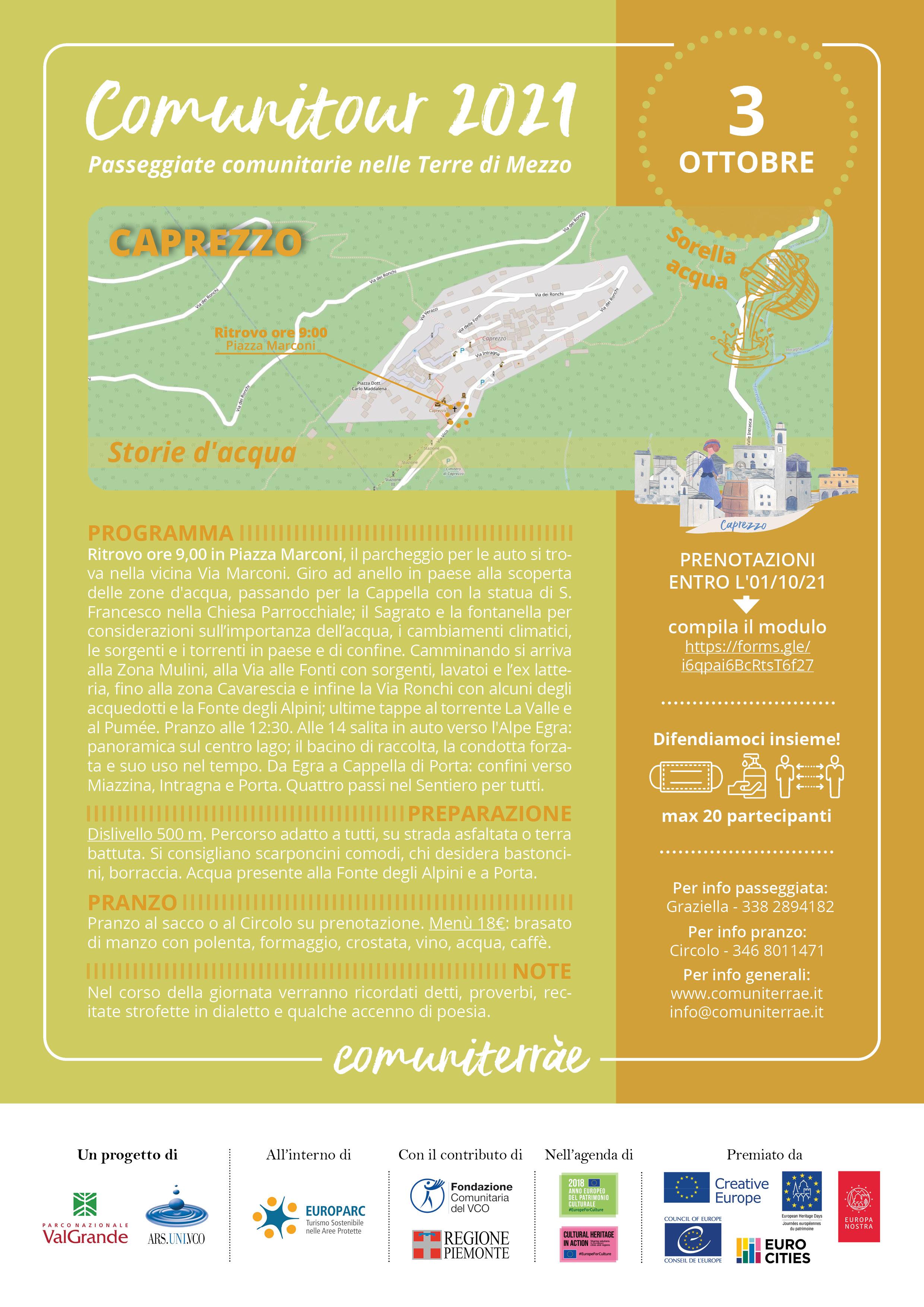 Locandina 3 ottobre_Caprezzo nuova data