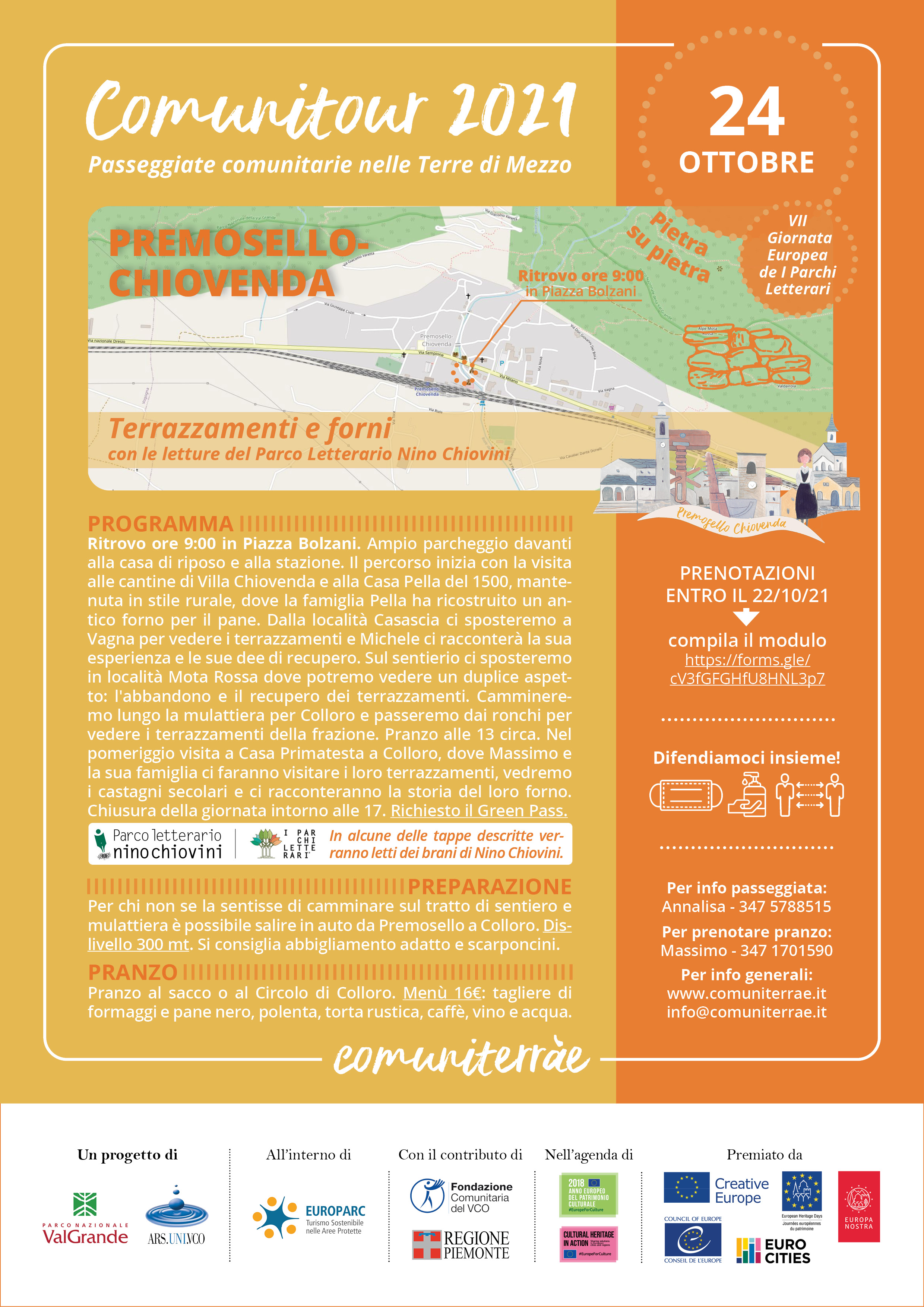 Locandina 24 ottobre_Premosello-Chiovenda_P.Letterario